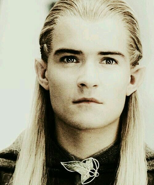 Orlando Bloom As Legolas Greenleaf Legolas x Peasa...