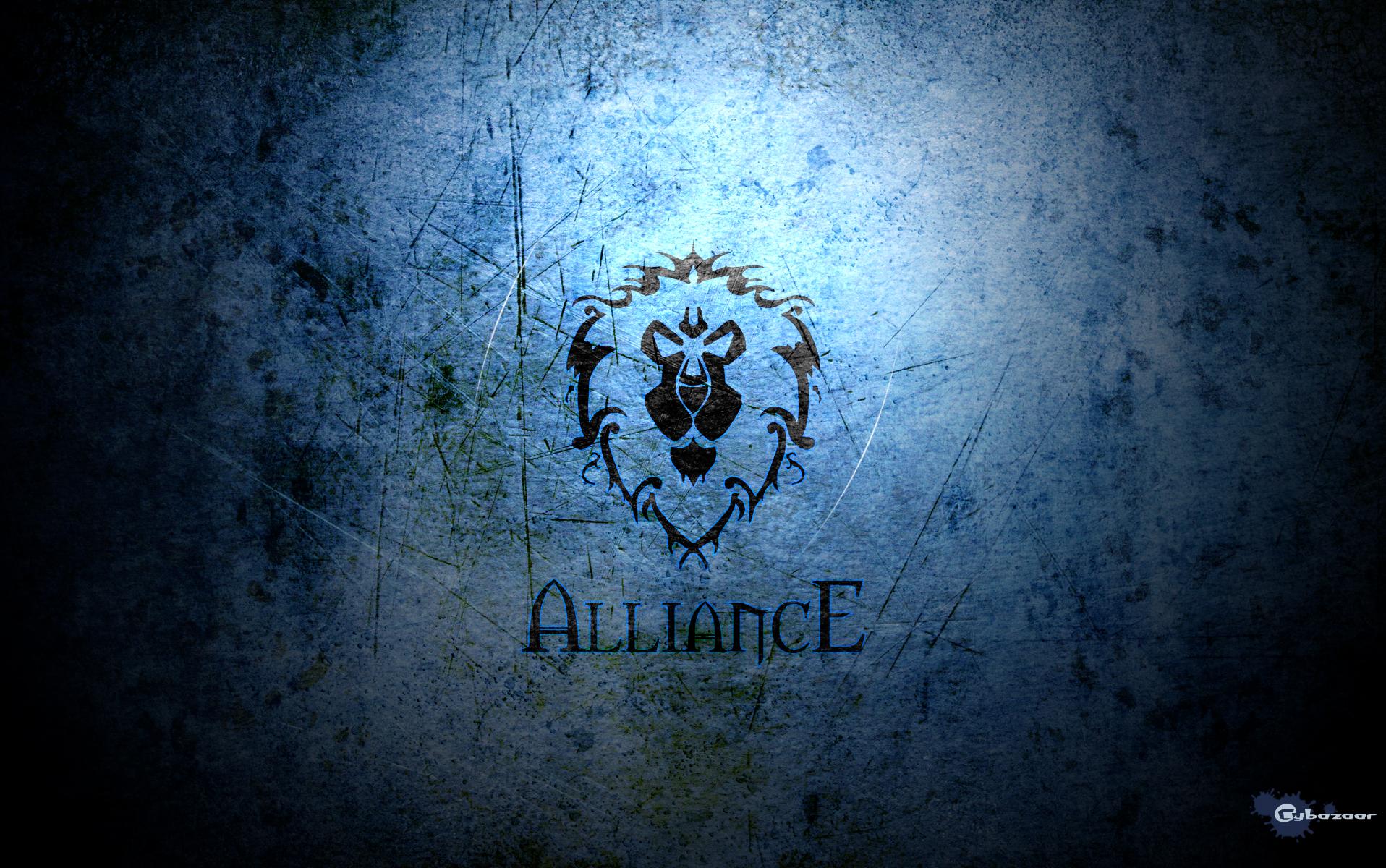Alliance Wallpaper Pack