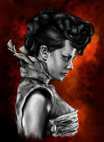Johanna Mason /:/:/ THG: Catching Fire by MollyThomas