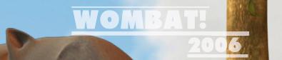 Wombat by hulabear