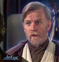 Obi-Wan Kenobi / Old Ben (Animated)
