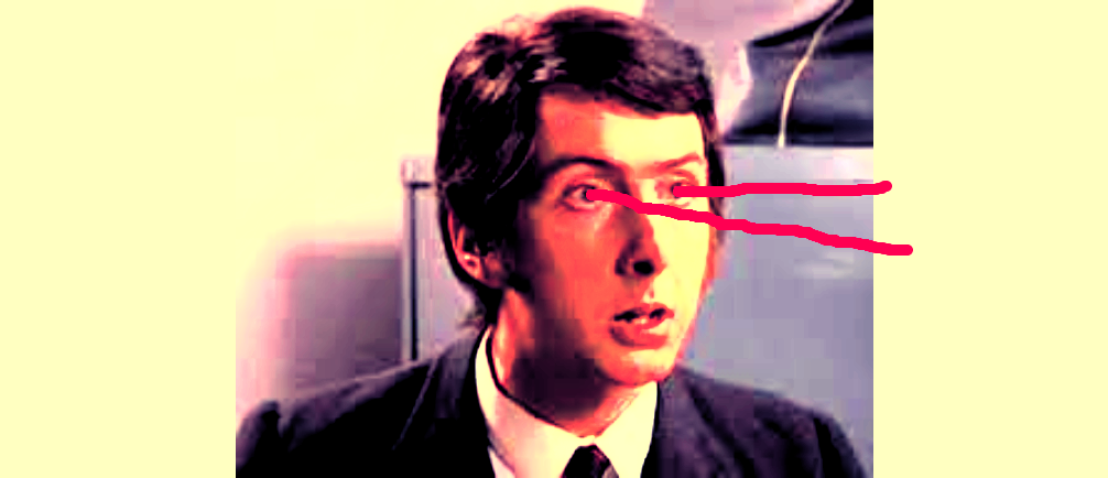 Eric Idle Shoots Lasers of AWESOMENESS! by Nuclear-Cola