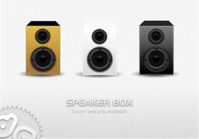 SpeakerBox by projectDC