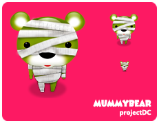 MummyBear by projectDC