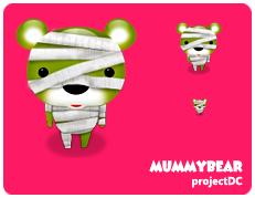 MummyBear by projectDC