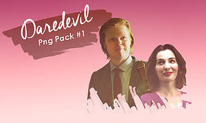 Png Pack - Daredevil #1