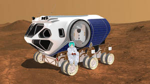 [DL] MMD Mars Rover by Maddoktor2