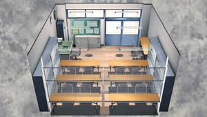 [DL] MMD School Study Hall