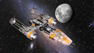 [DL] Y-Wing StarFighter