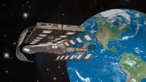 [DL] Space Dock NAR-30974