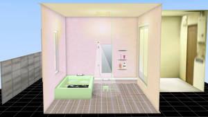 [600 Watchers Gift DL Pt.2!] MMD Bath2 Stage