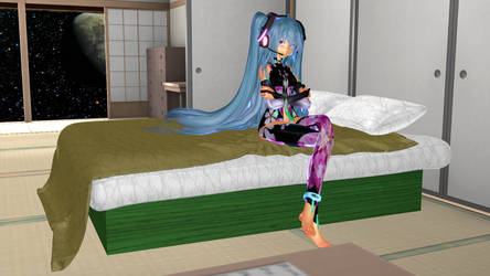 [DL] MMD Double Bed