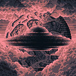 UFO Mothership Pixel Art