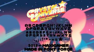 Crystal Universe FONT
