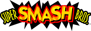 Super Smash Bros. 64 Logo | Accurate Restoration by MaxiGamer