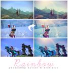 Rainbow by Stallaris