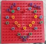 3D style pixel art by YA2012