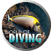 World of Diving icon by macadamstreet