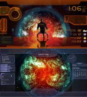 Mass Effect Skin by darkstaruav