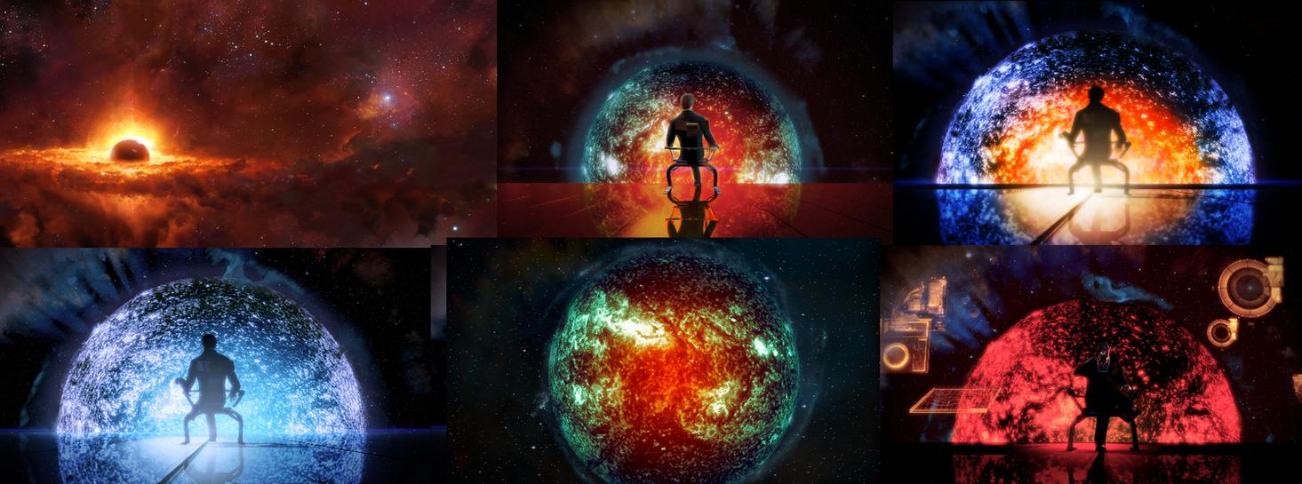 Mass Effect Wallpapers by darkstaruav