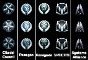 Mass Effect Start Buttons