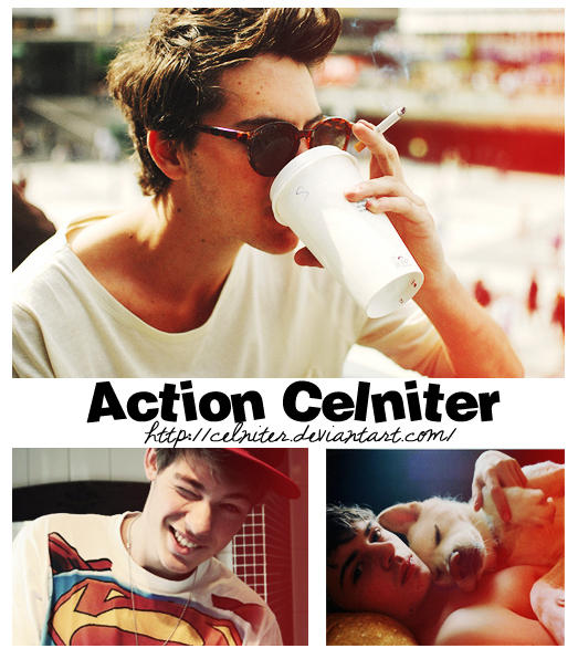 New action Celniter by celniter