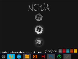 Nova Start Orb by MaiconDesp