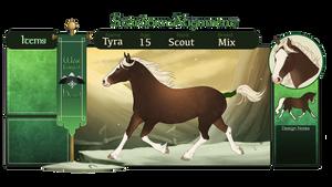 SA | Tyra | War Forged Scout