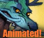 Cranky Hiro animation