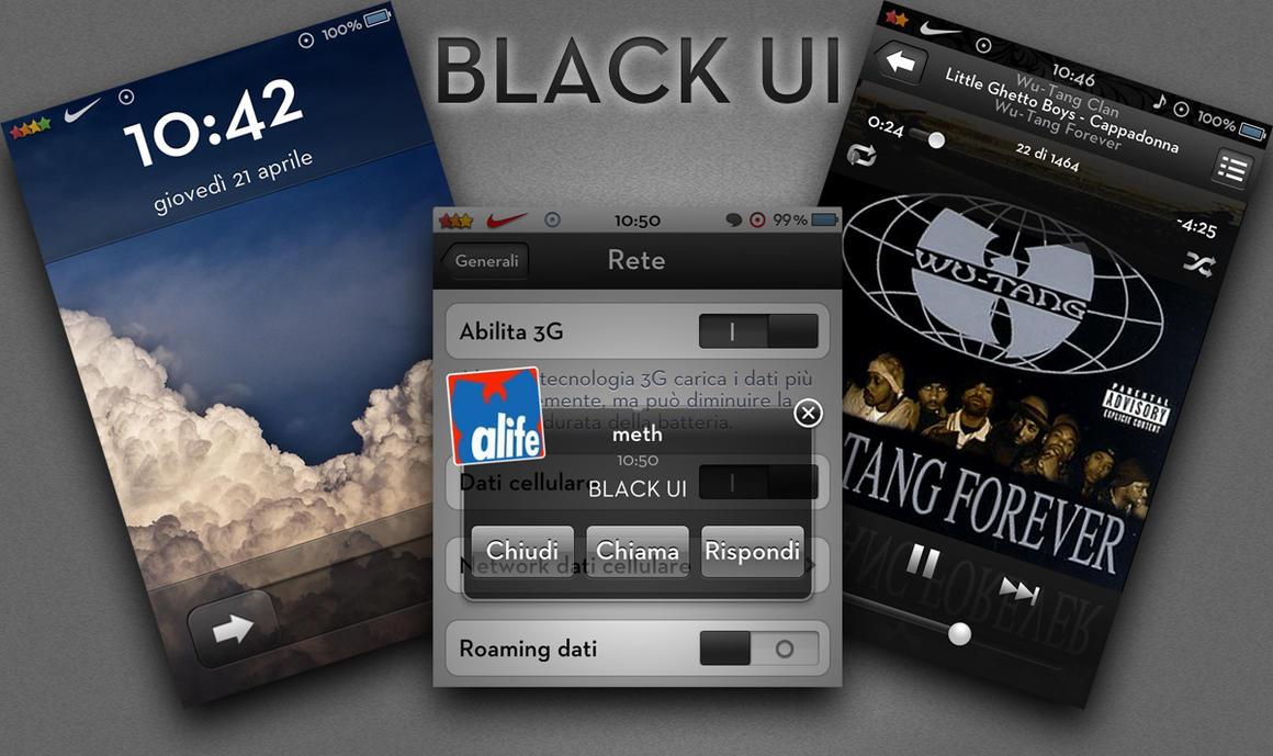 BLACKUI IOS5 ready by meth79