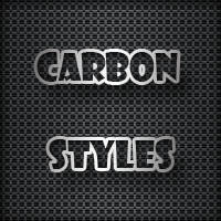 CarBon Style For Photoshop CS by heloko