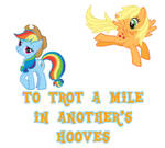 To Trot a Mile - MLP Fiction