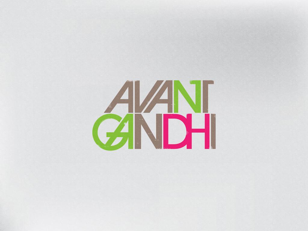 Avant Gandhi Wallpaper set by twinware