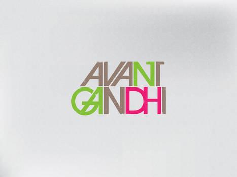 Avant Gandhi Wallpaper set