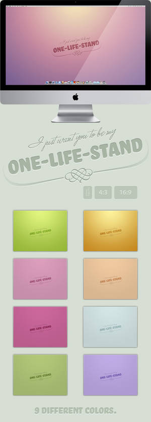 One-Life-Stand