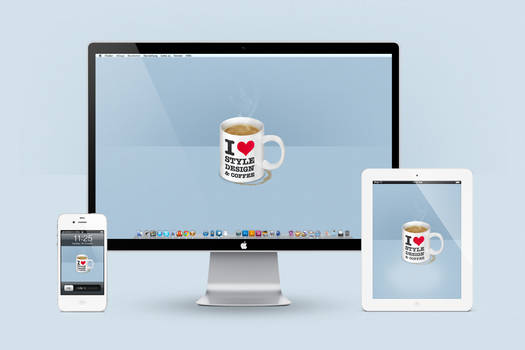 Coffee mug 2011 - Wallpaper