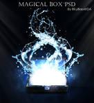Magical box PSD