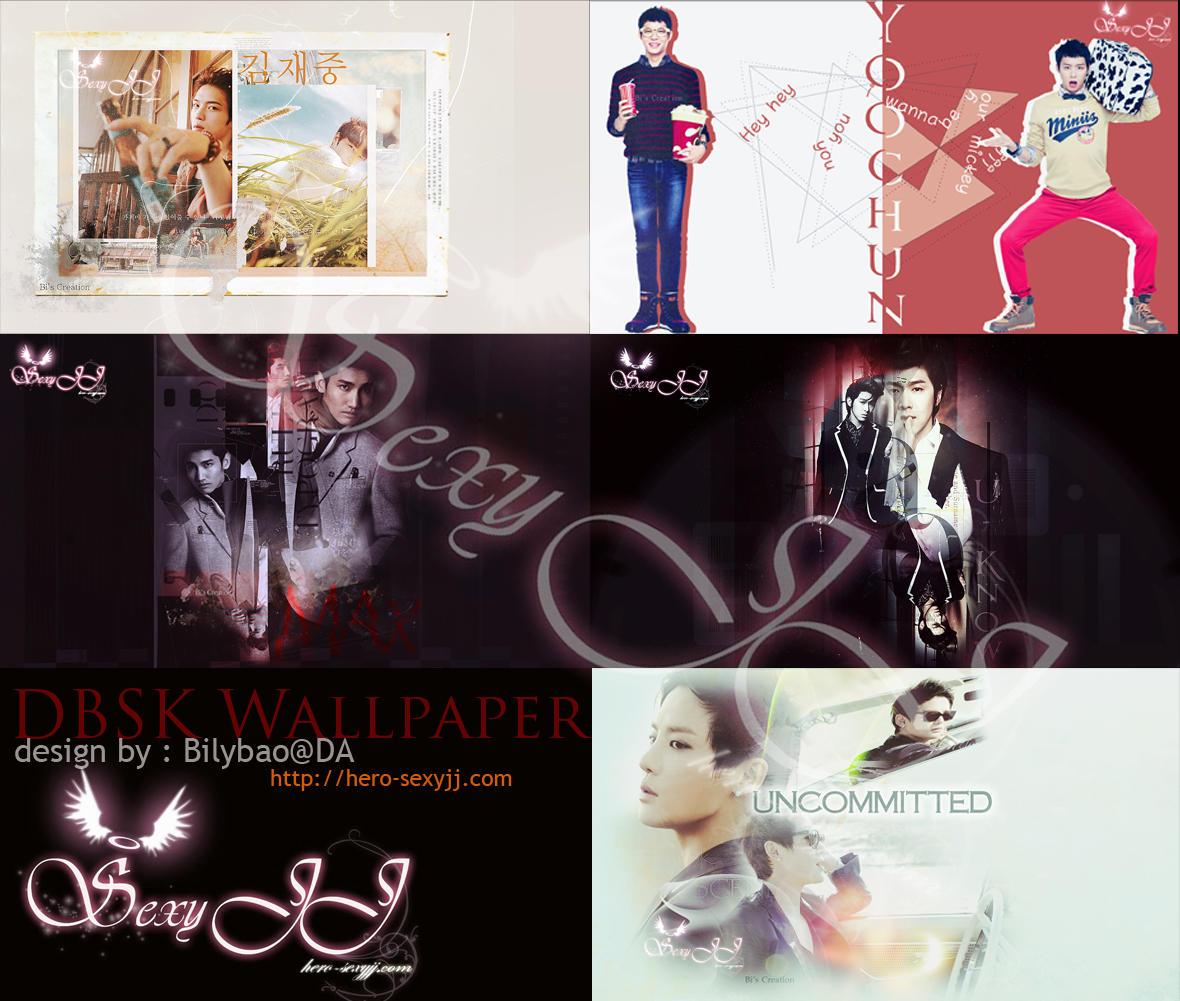 DBSK wallpaper pack by BiLyBao