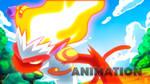 Infernape's Blaze :Animation: by moxie2D