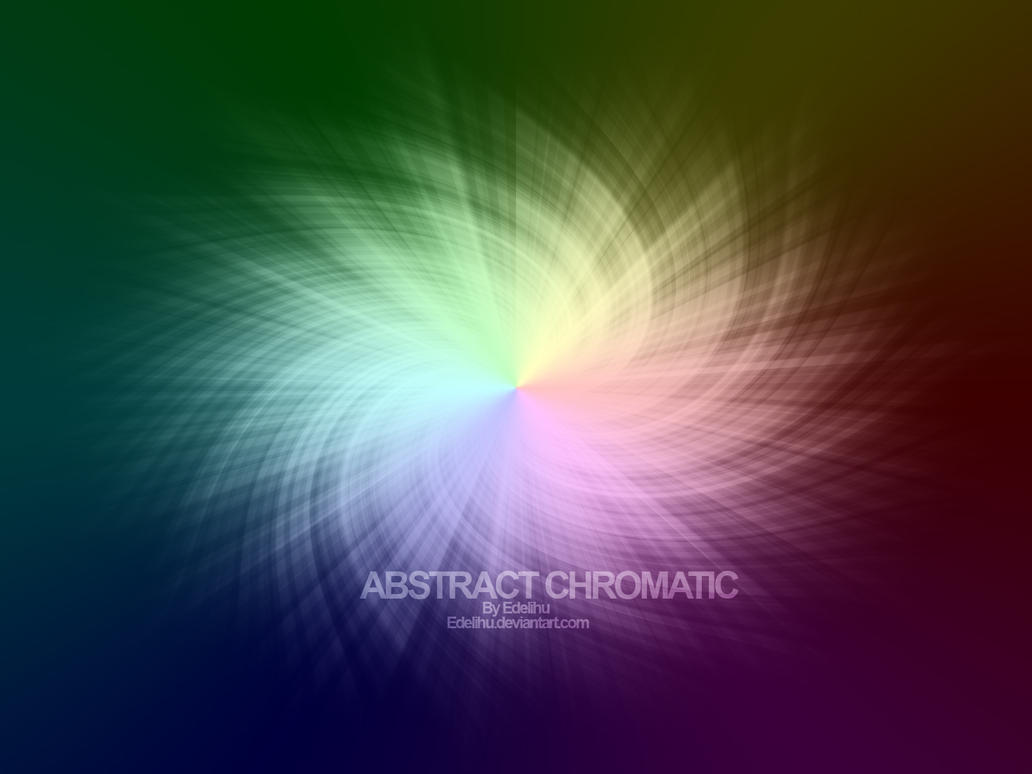 Abstract Chromatic by Edelihu