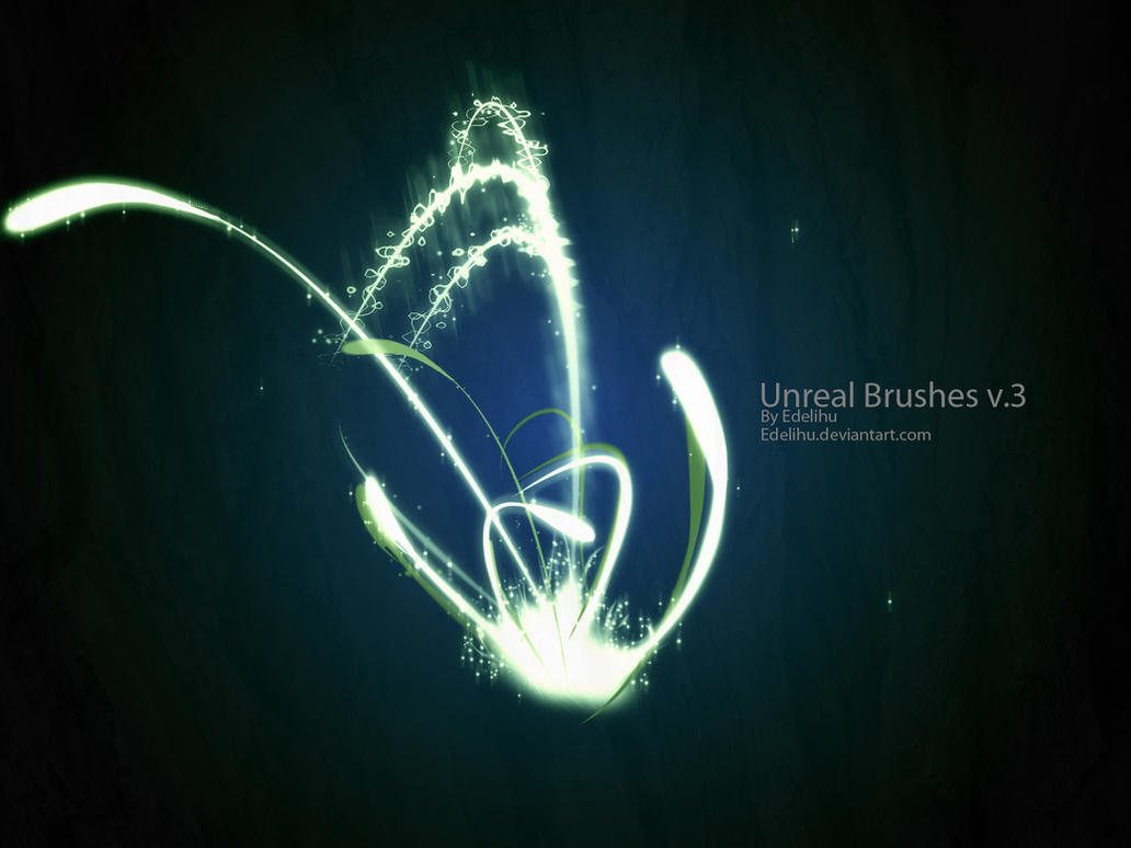 Unreal Brushes v.3 by Edelihu