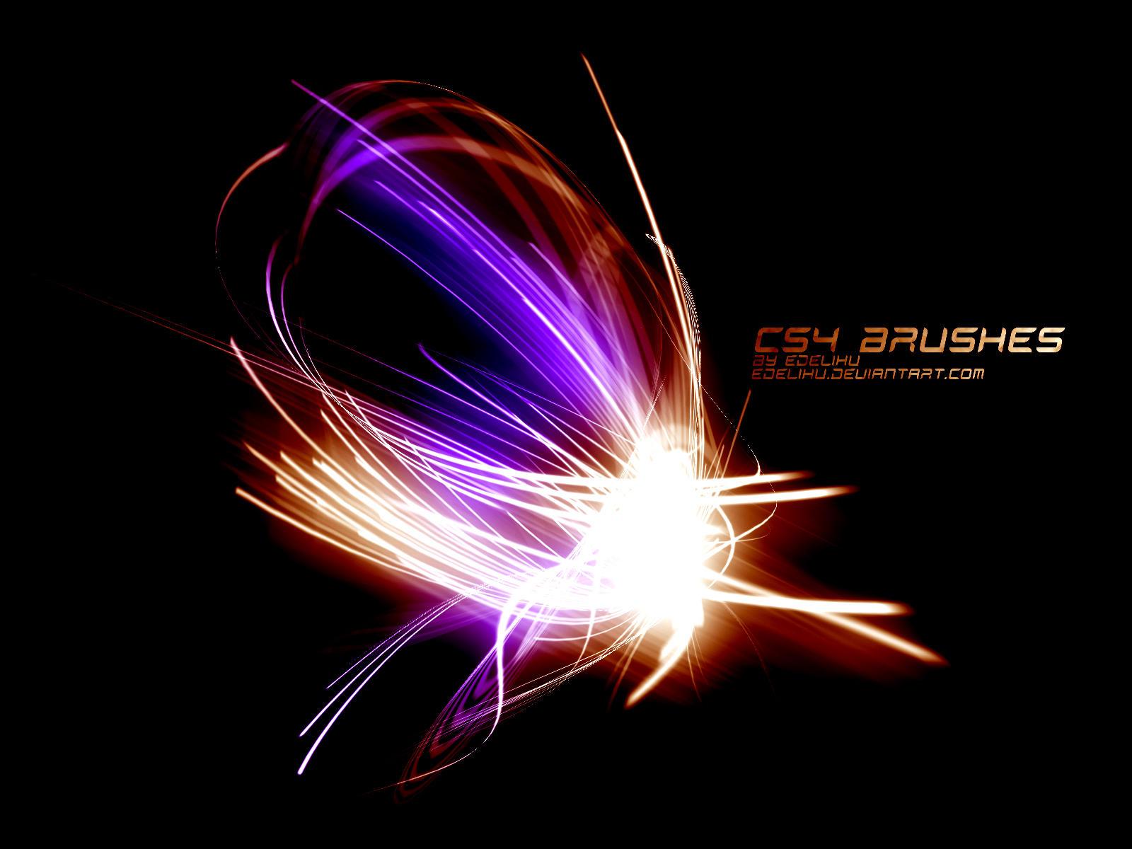 CS4 Brushes by Edelihu