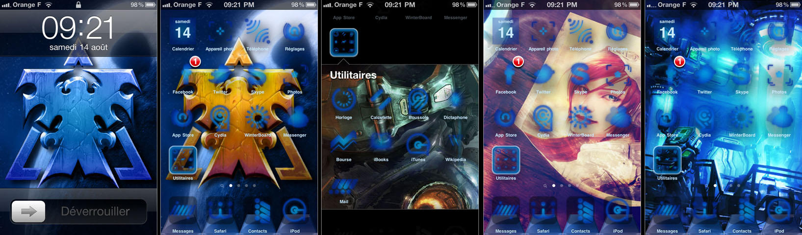 Starcraft Zerg theme iPhone by tsxworld on DeviantArt