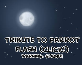 Tribute to Parrot by Wasserbienchen