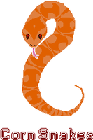 Corn Snakes Support by xXNeon-HeartXx