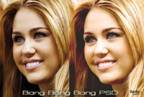Bang Bang Bang PSD by mydreamscometrue