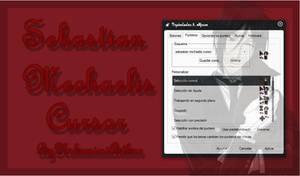 Comm:Sebastian Michaelis cursor ByNekomimiArthur