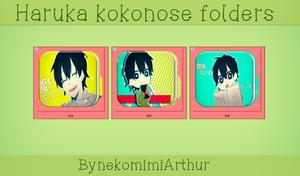 Haruka Kokonose Folder ByNekomimiArthur