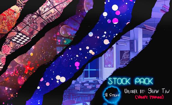 3 Pack of Stocks