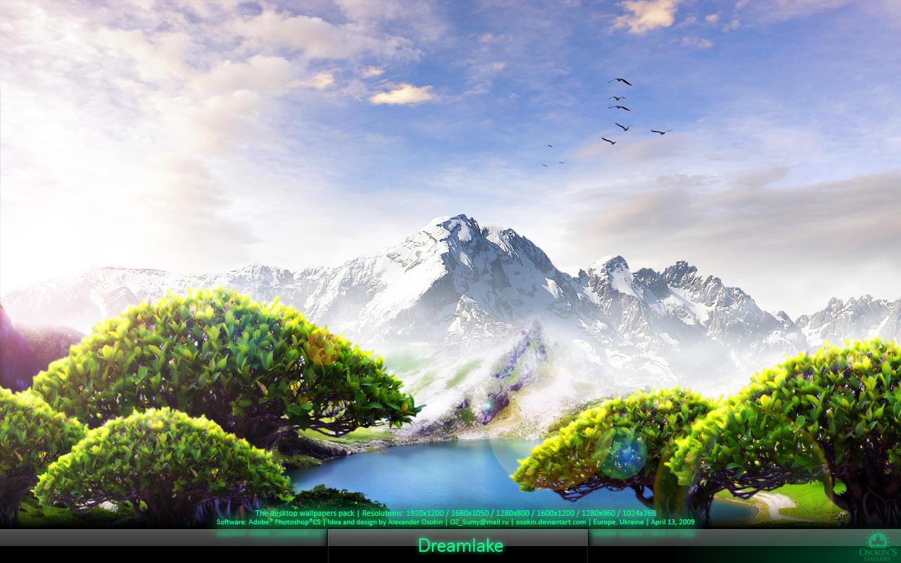 Dreamlake by Osokin